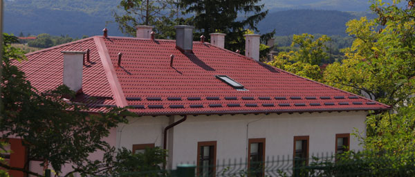 Krovstvo streh